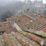 Studio a Gombitelli, vista dal terrazzo